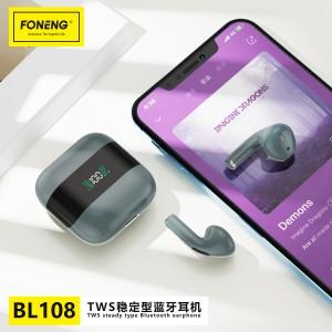 BL108 Steady TWS Bluetooth Earphone