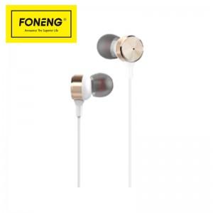 OEM/ODM Factory Sports Earphones Headhones - T22 invisible metal earphone – Be-Fund