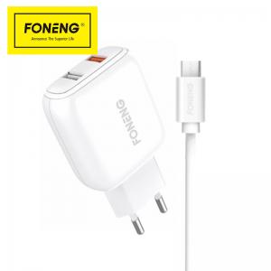 OEM/ODM Manufacturer Usb Wireless Car Charger - EU36 Dual USB QC3.0 CABLE – FONENG