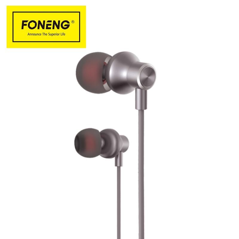 T38 in-ear metal earphone